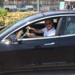 Armando con Tesla M3