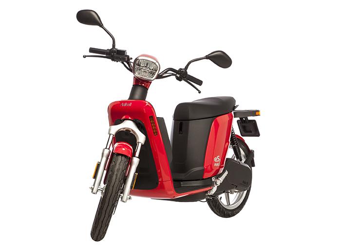lo scooter della Askoll