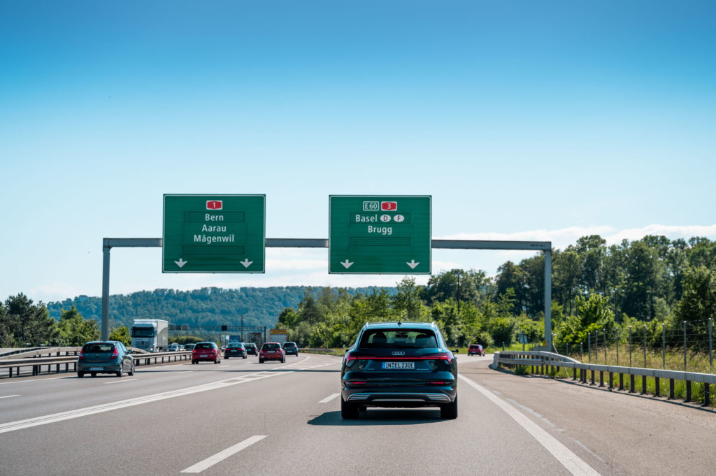 Audi e-tron Svizzera