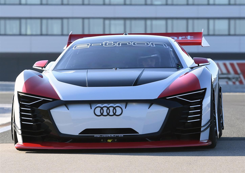 L'Audi GT nata per la Playstation diventa vera