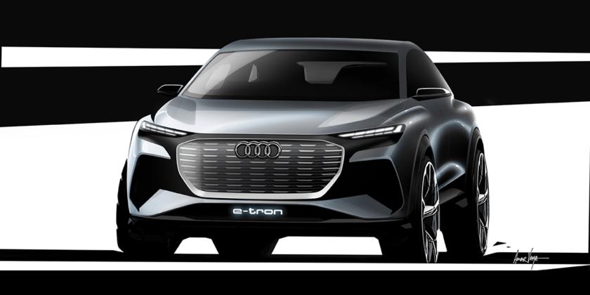 Piovono Suv elettrici / Audi Q4 e-tron