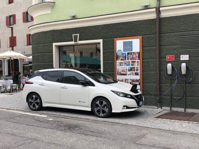 Nissan Leaf di Nicola Armaroli