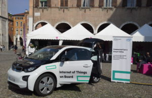 Evento in Piazza Grande