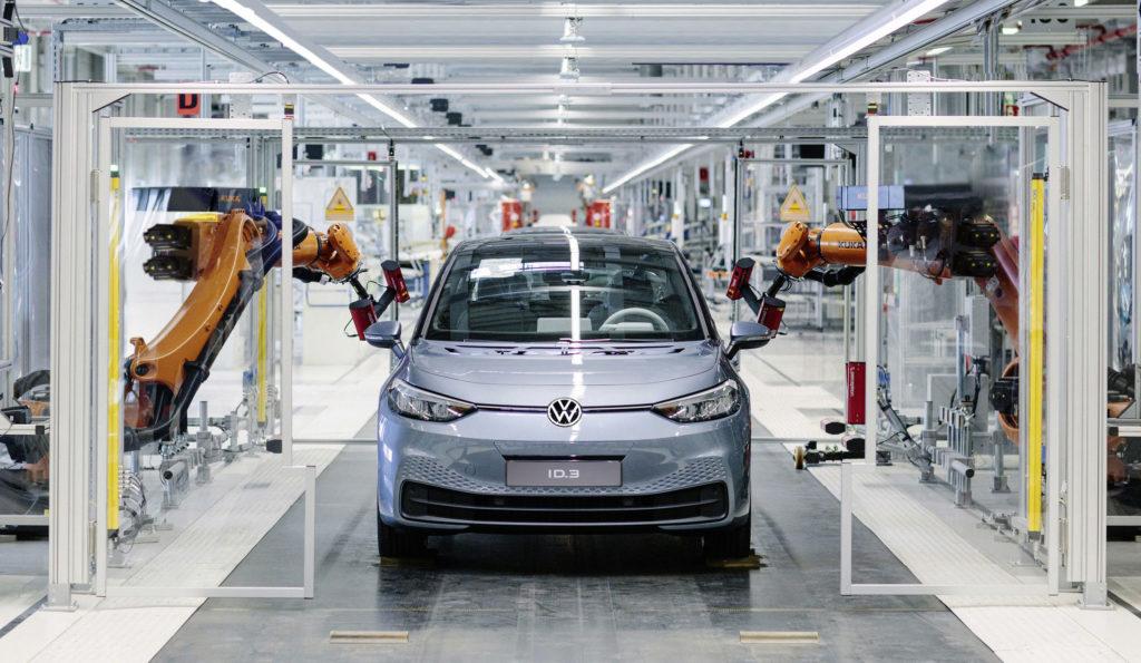 produzione VW