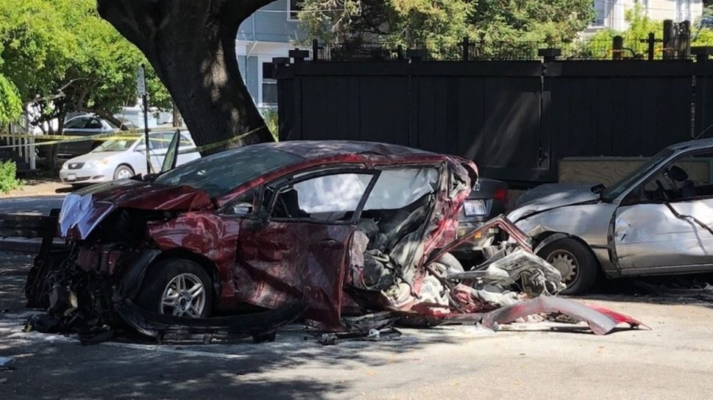 L'incidente di Berkeley.