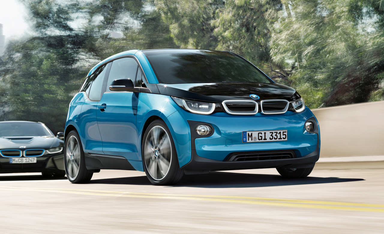 bmw i3 vaielettrico. Black Bedroom Furniture Sets. Home Design Ideas