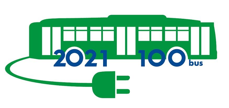 Gara per 100 bus elettrici
