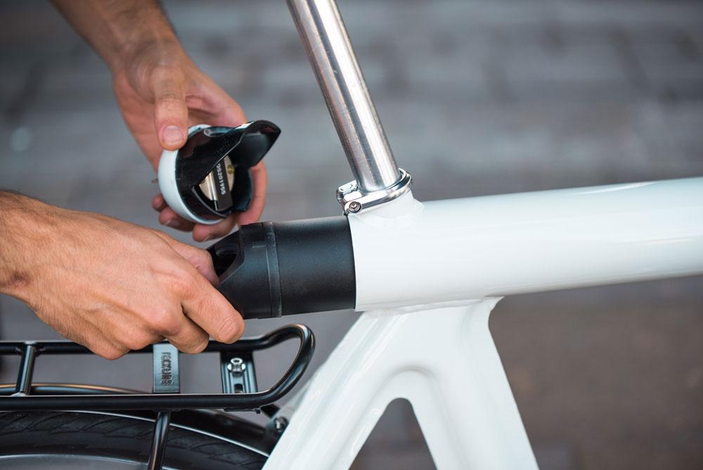 La Pressed E-Bike