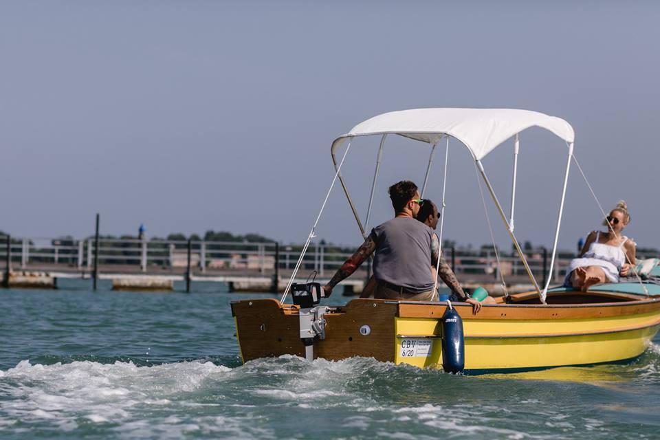 escursioni a emissioni zero a Venezia