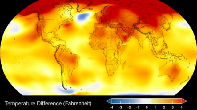 Lancet countdown sul clima