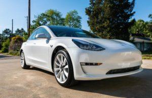 Tesla Model 3 usata