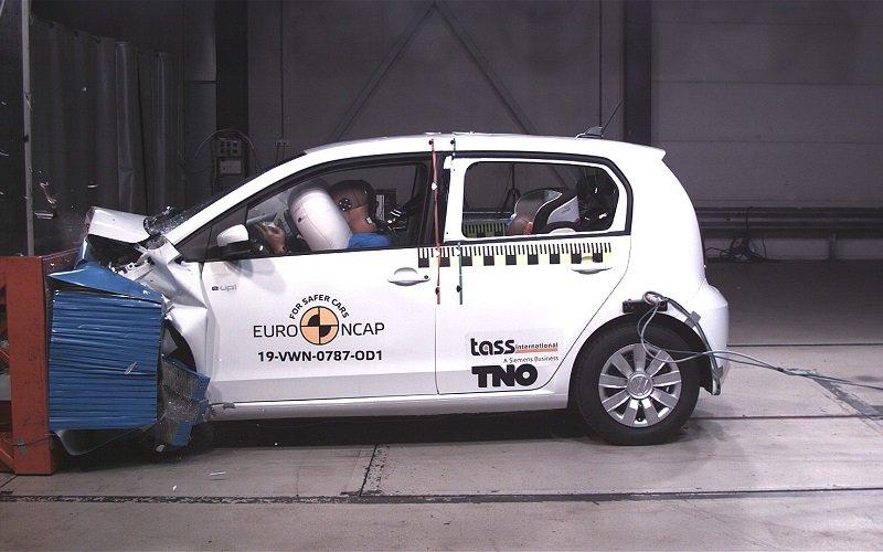 Le e-citycar del gruppo VW