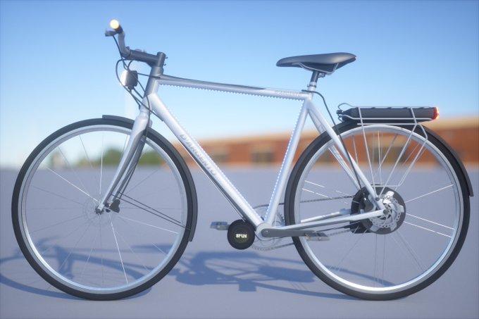 D'E-Bike