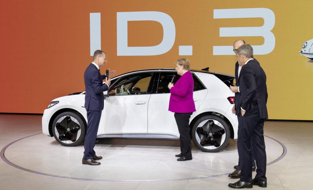 Il boss della VW