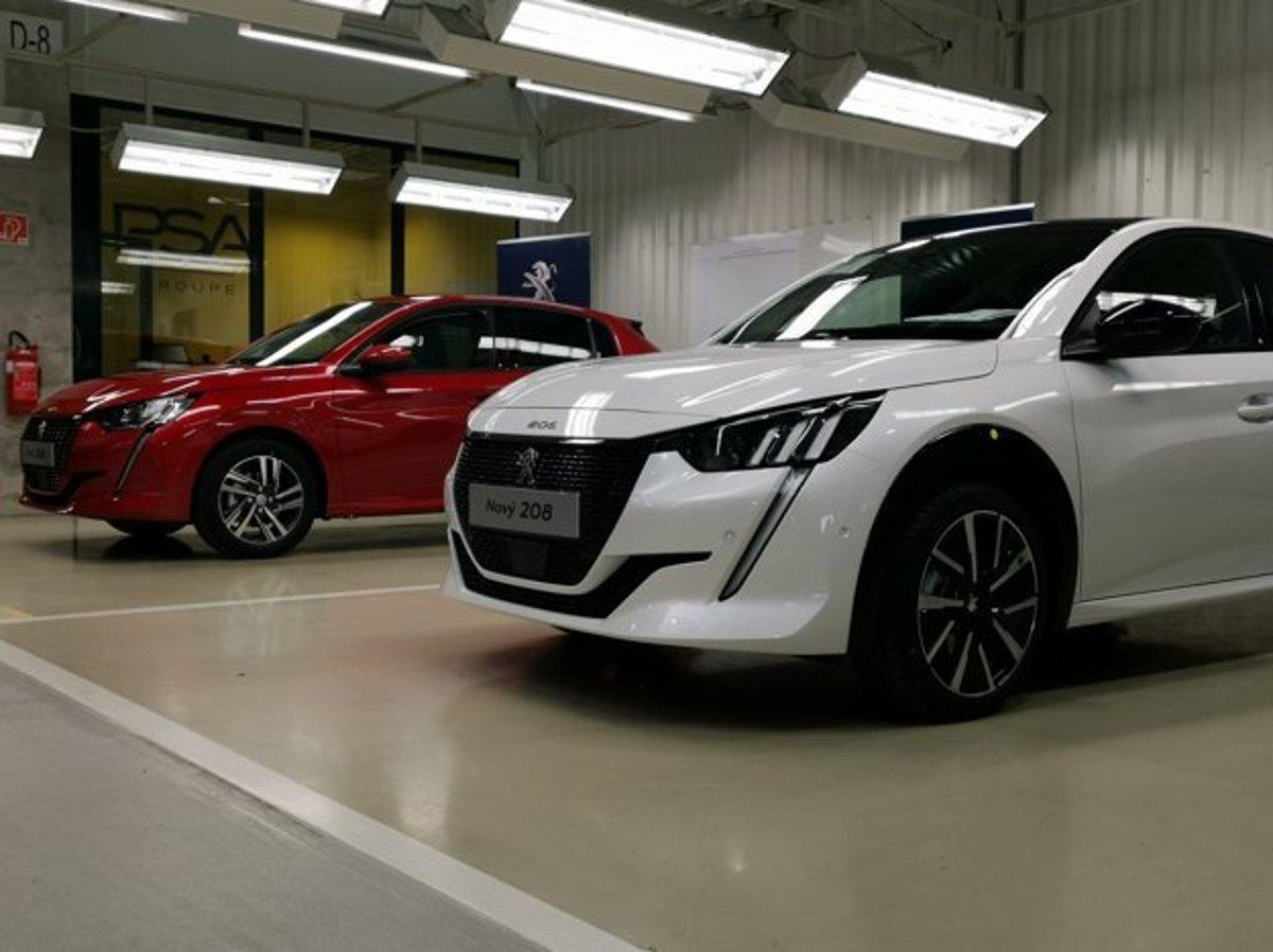 Nuove Peugeot e-208, 100% elettrica, è prenotabile online!