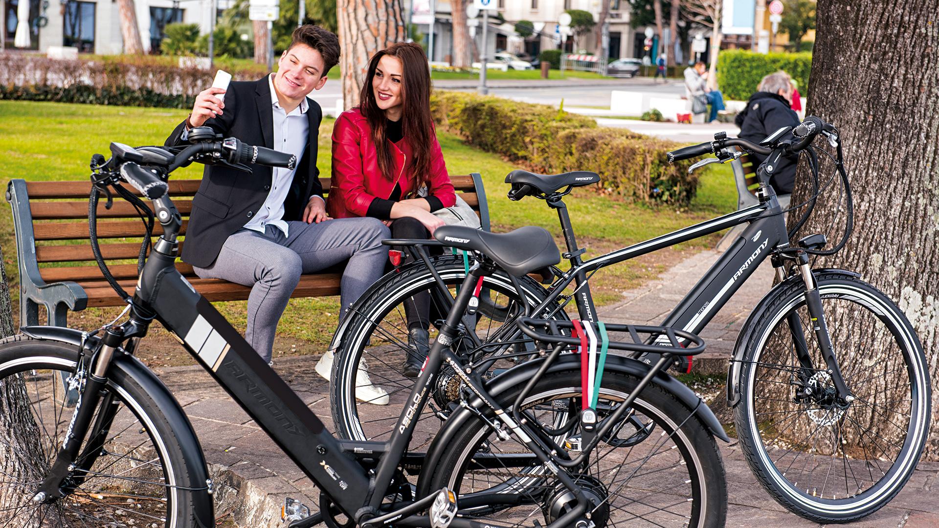 Da San Marino Con Armony Le E Bikes Diventano Scooter Vaielettrico