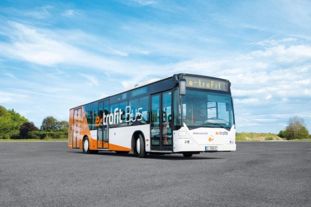 Retrofit autobus