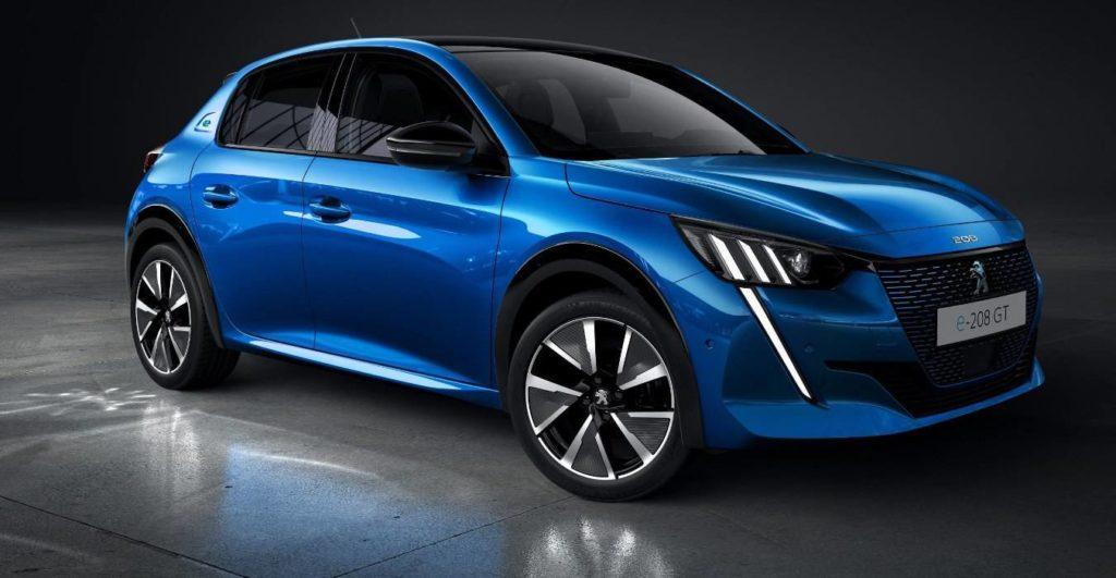 Nuova Peugeot 208 elettrica: già prenotabile online