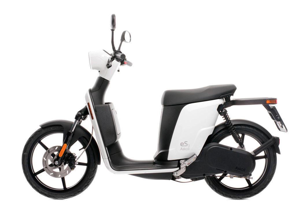 scooter Askoll EVA