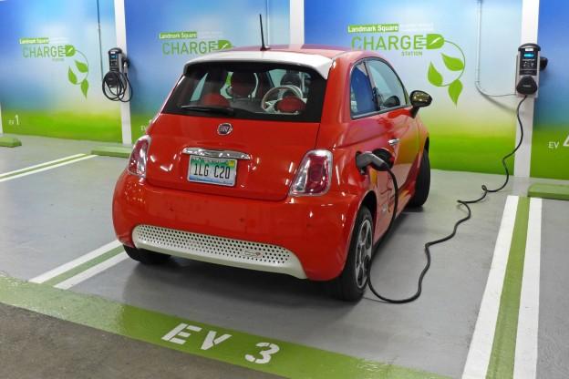auto elettrica problema