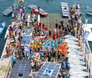 barca solare