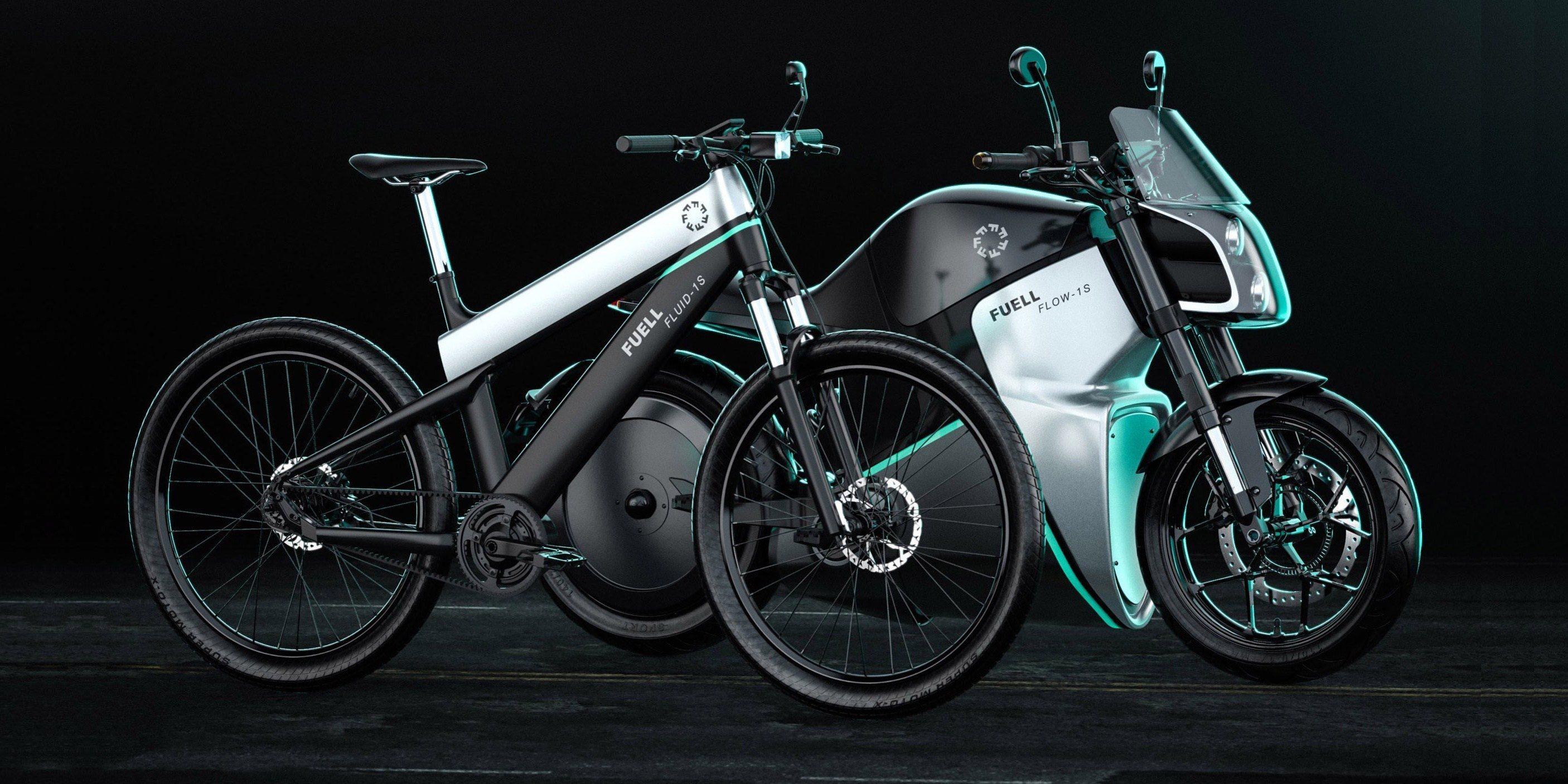 Nasce Fuell E Bike E Supermoto Elettriche Vaielettrico