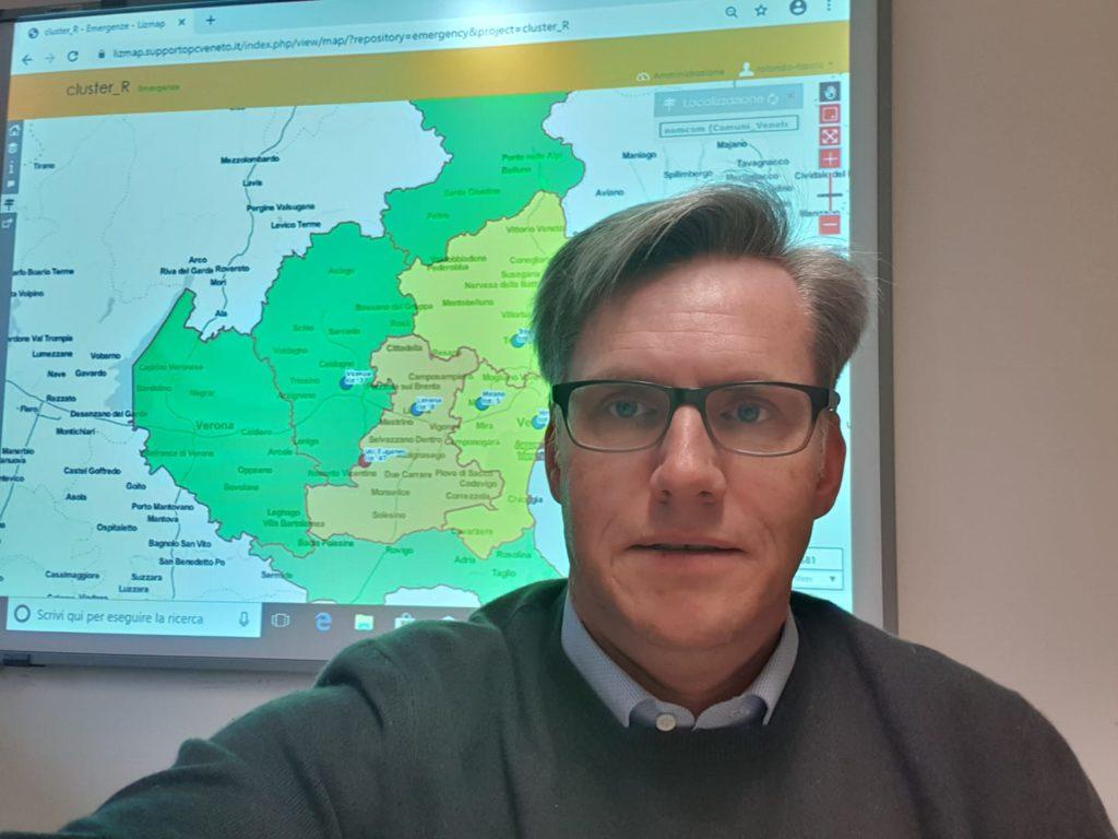 Assessore regionale ambiente Veneto