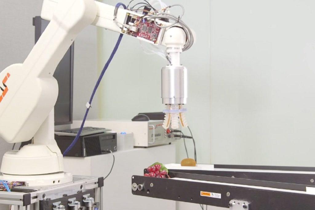 Hank robot agricoltura