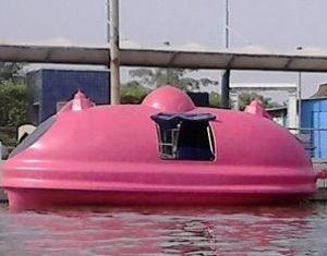 Le originali boat indiane
