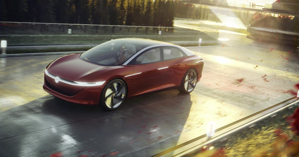 Rivoluzione VW: 80 auto elettriche entro il 2025
