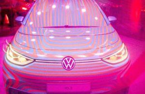 Volkswagen ID.3 - anteriore.