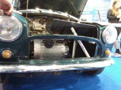 Il motore retrofit recuperato