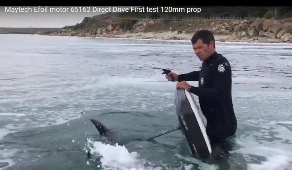 Il test del surf