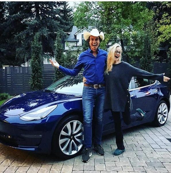 Kmbal e Chrsitiana Musk