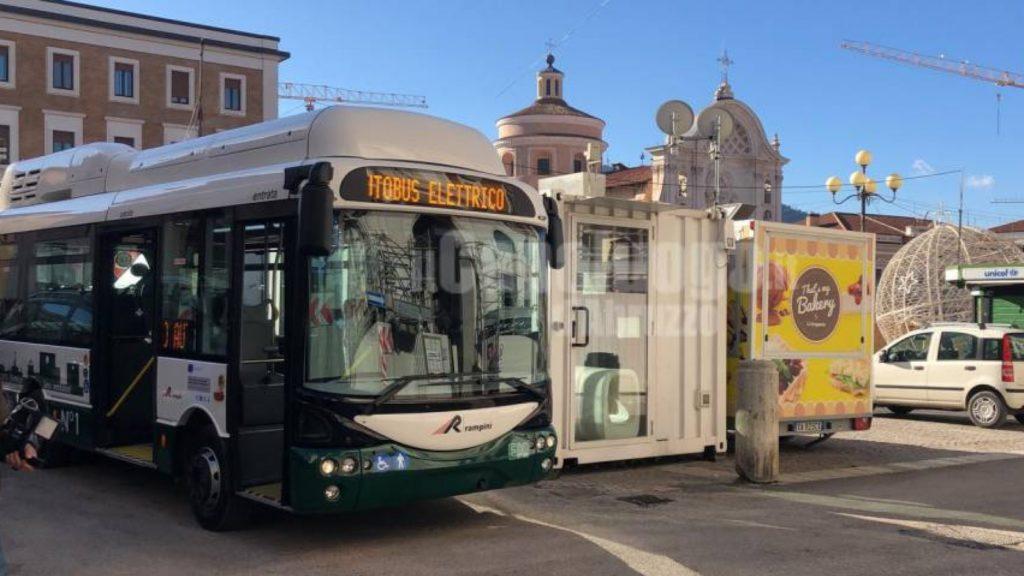 Rampini autobus elettrici