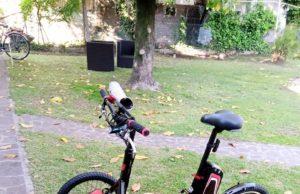 La bici rubata
