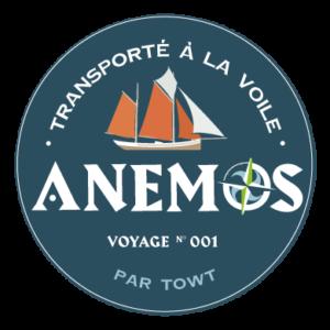il marchio trasporto a vela