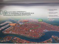 la mappa della città