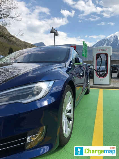 Supercharger Martigny