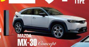 Mazda e Hummer