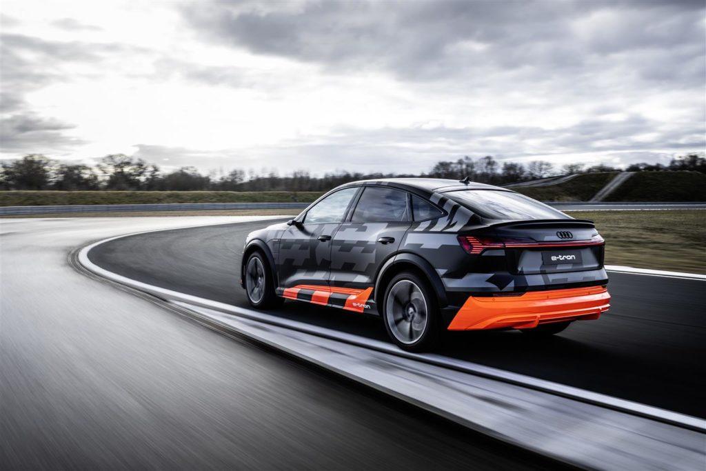 Le elettriche Audi