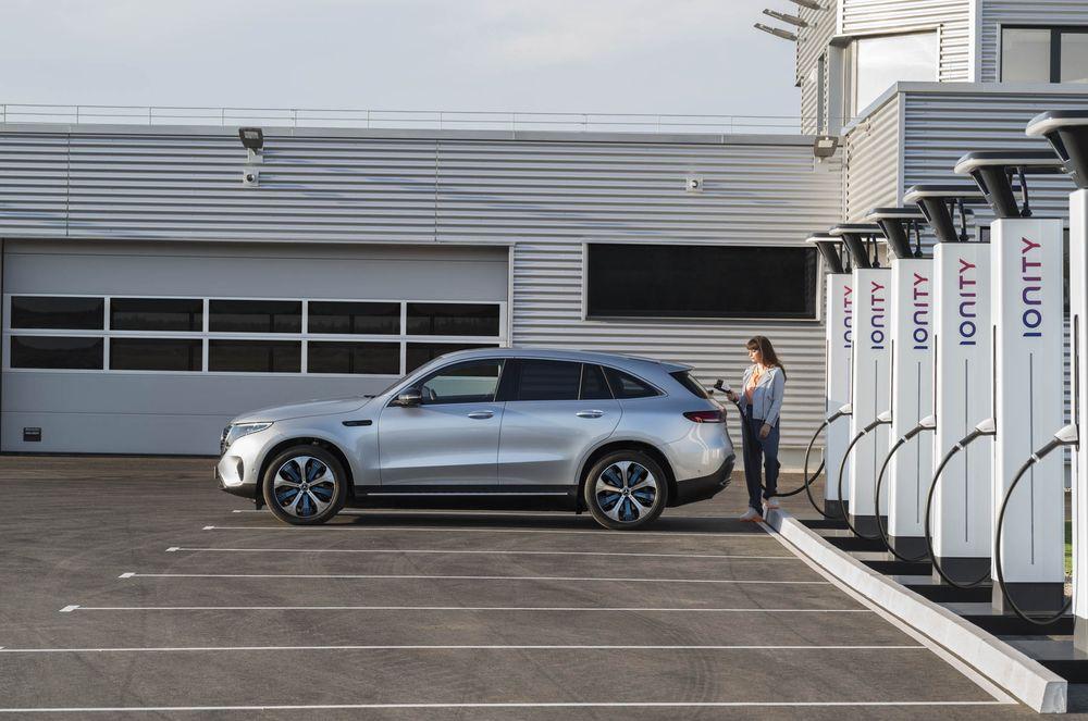 Mercedes Ionity