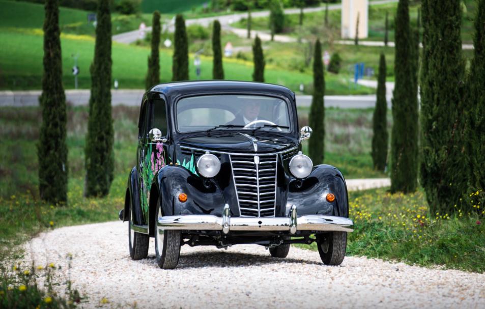Fiat 1100 - Ruote da sogno