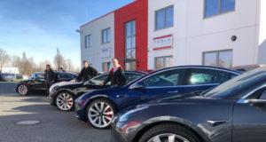 Tesla Model 3 Nextmove