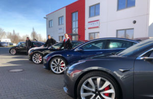 Tesla Model 3 Nextmove