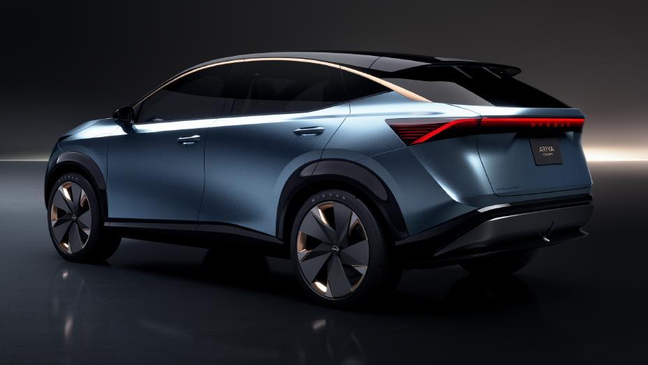 Nissan Ariya Concept prototipo