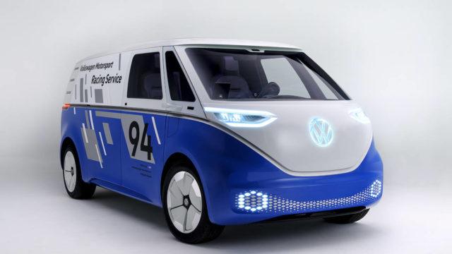 Nuovo Pulmino Volkswagen