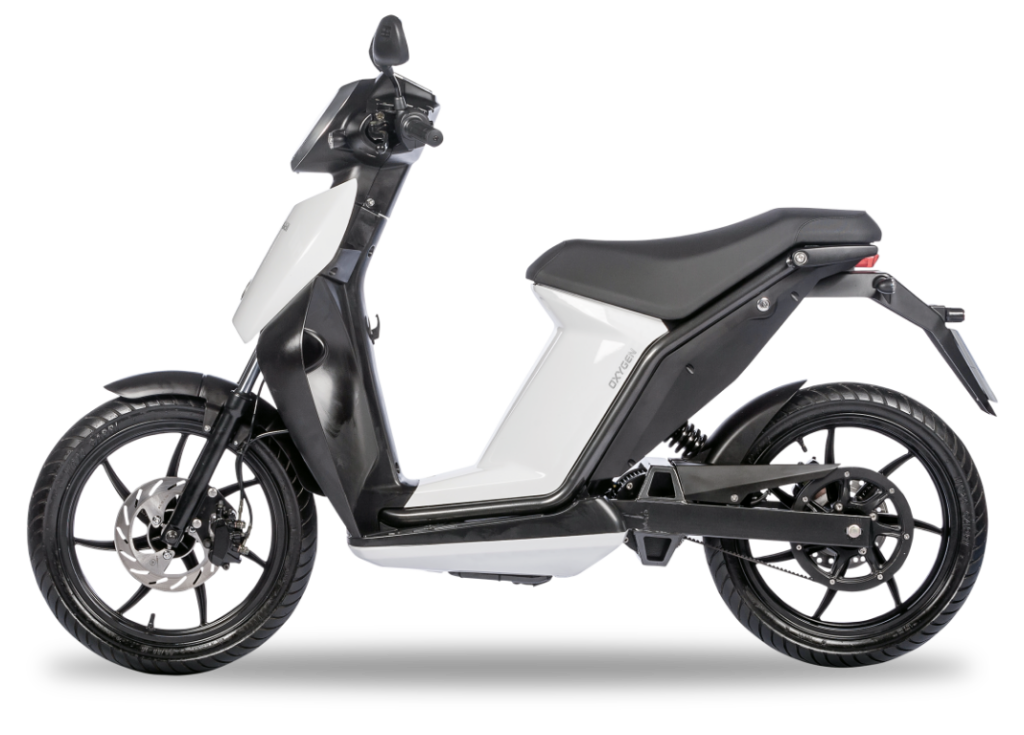 oxygen scooter quadro vehicles