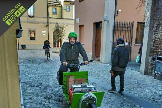 Paolo Vannini al lavoro