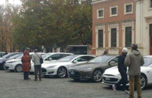 L'ultimo evento elettrico a Reggio